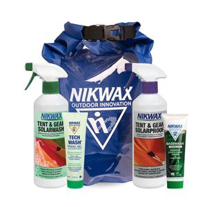 The Nikwax Camping Kit